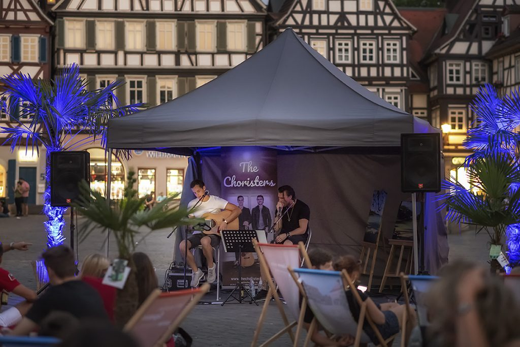 Summer in the City Schorndorf 2018